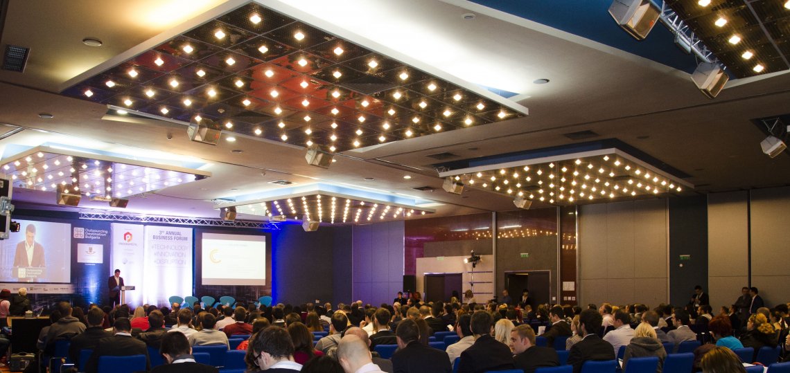 The conference Outsourcing Destination Bulgaria